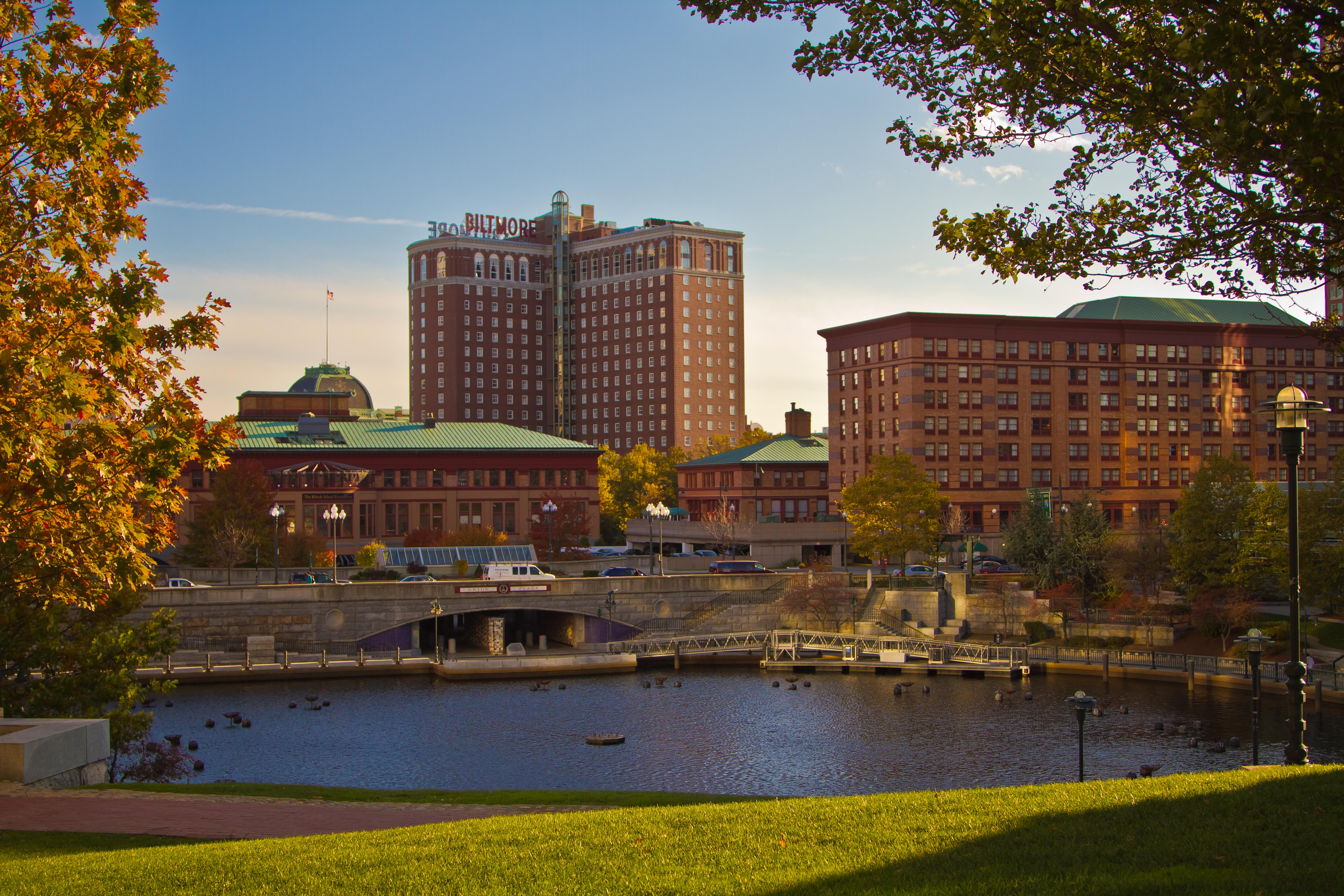 Providence Rhode Island Amtrak Car Rental