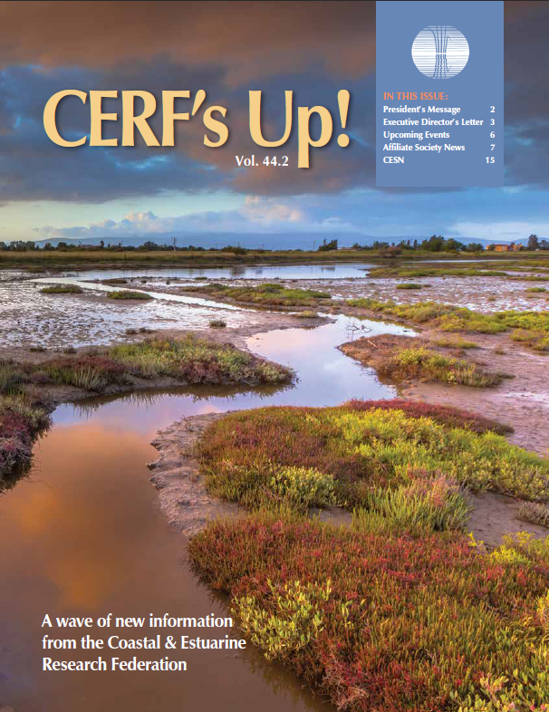 CERF's Up Volume 44 Issue 2